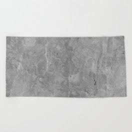 Simply Concrete II Beach Towel