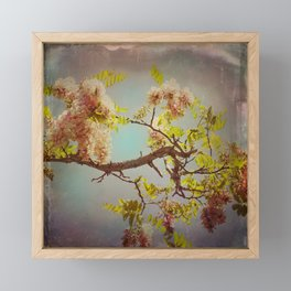 The arms of Spring Framed Mini Art Print