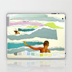 Sun and Surf Laptop & iPad Skin