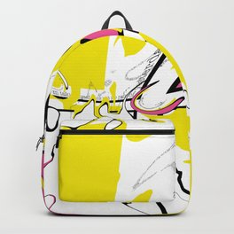 The Square Backpack