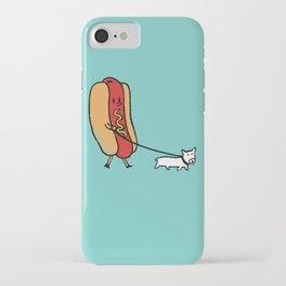 Double Dog iPhone Case