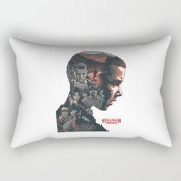 Stranger Thing Series Rectangular Pillow