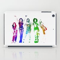 spice iPad Cases featuring Spice Girls. by Greg21