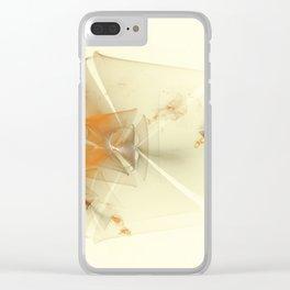 Lemon Breeze Clear iPhone Case