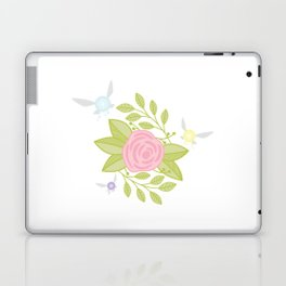 Garden of Fairies Laptop & iPad Skin