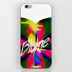 Blume  iPhone & iPod Skin