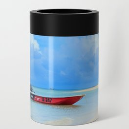 Caribbean See and the Boat Can Cooler