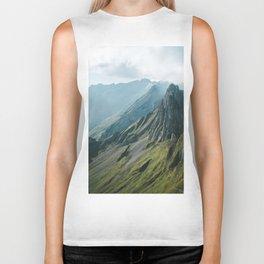 Wild Mountain - Landscape Photography Biker Tank