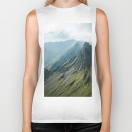 Wild Mountain - Landscape Photography Biker Tank