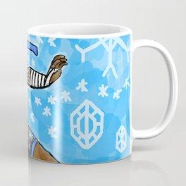 Fab Fighter Blizzard Fist Coffee Mug