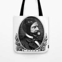 bdsm Tote Bags featuring BDSM XV by DIVIDUS
