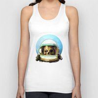 dead space Tank Tops featuring Dead Space by Ryan Huddle House of H