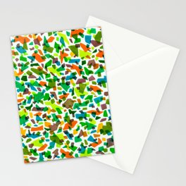 Mid Century Modern Terrazzo Stationery Cards