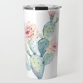 The Prettiest Cactus Travel Mug