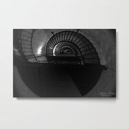 Wrought Iron Vertigo Metal Print