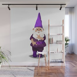 Hangin with my Gnomies - I love you Wall Mural