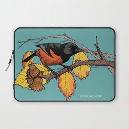 Oriole Laptop Sleeve