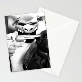 Hostage Evolution Stationery Cards