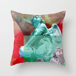 All Saints calling 2 Throw Pillow