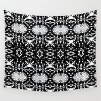 gothic Wall Tapestries featuring Gothic #2 by Ornaart