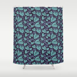 Midnight Bayou Shower Curtain