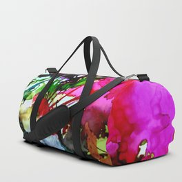 Sea Urchins & Corals (Abstract) Duffle Bag