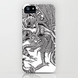 SaTaN iPhone Case
