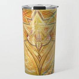 Tri~Monics of Gabriel Travel Mug