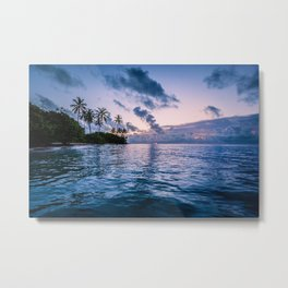 Guadeloupe #society6 #decor #buyart Metal Print
