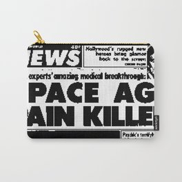 SPACE AGE PAIN KILLER (2016) Carry-All Pouch
