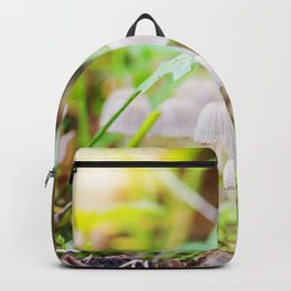 Toxic mushrooms Backpack