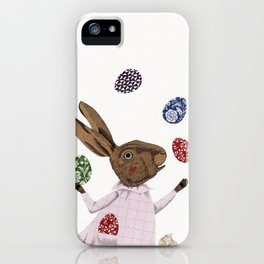Hare-y Adventures iPhone Case