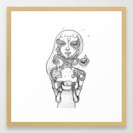 Heket Framed Art Print