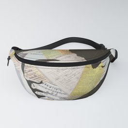 Elvis «Love Song» Fanny Pack
