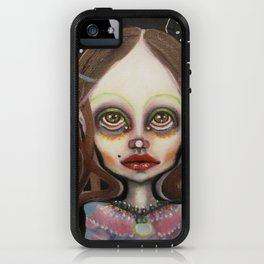 night mouse iPhone Case