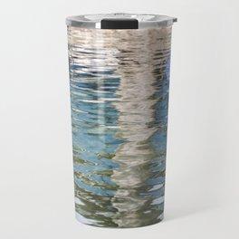 Reflecting Blues Travel Mug