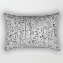Silver bars Rectangular Pillow