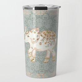 INDIAN ELEPHANT Travel Mug