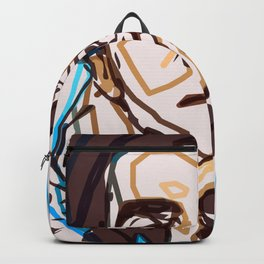 Gil Berto Gil, Girl Backpack