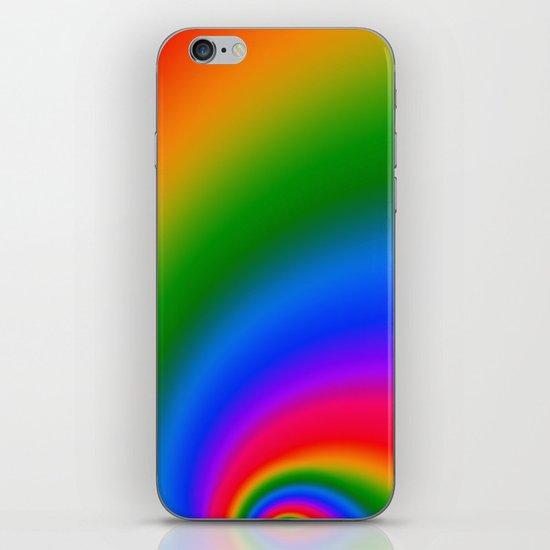 Magic Rainbow iPhone & iPod Skin