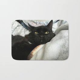 THE CAT WITH NO NAME M* Bath Mat