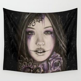Lithium Wall Tapestry
