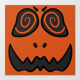 Spook friend Canvas Print