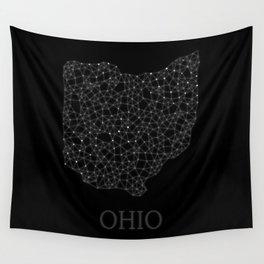 Ohio LineCity B Wall Tapestry