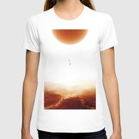 bruno mars T-shirts featuring Mars Diving by Stoian Hitrov - Sto
