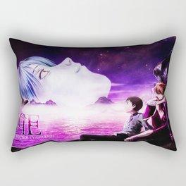 Neon Genesis Evangelion Rectangular Pillow