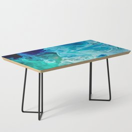 Ocean blues Coffee Table