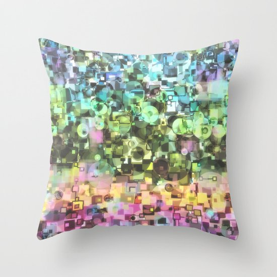 Connect... Throw Pillow