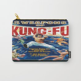 Fung Fu Carry-All Pouch
