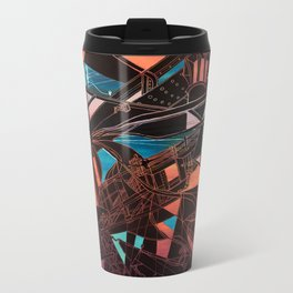 Mima Kojima Metal Travel Mug